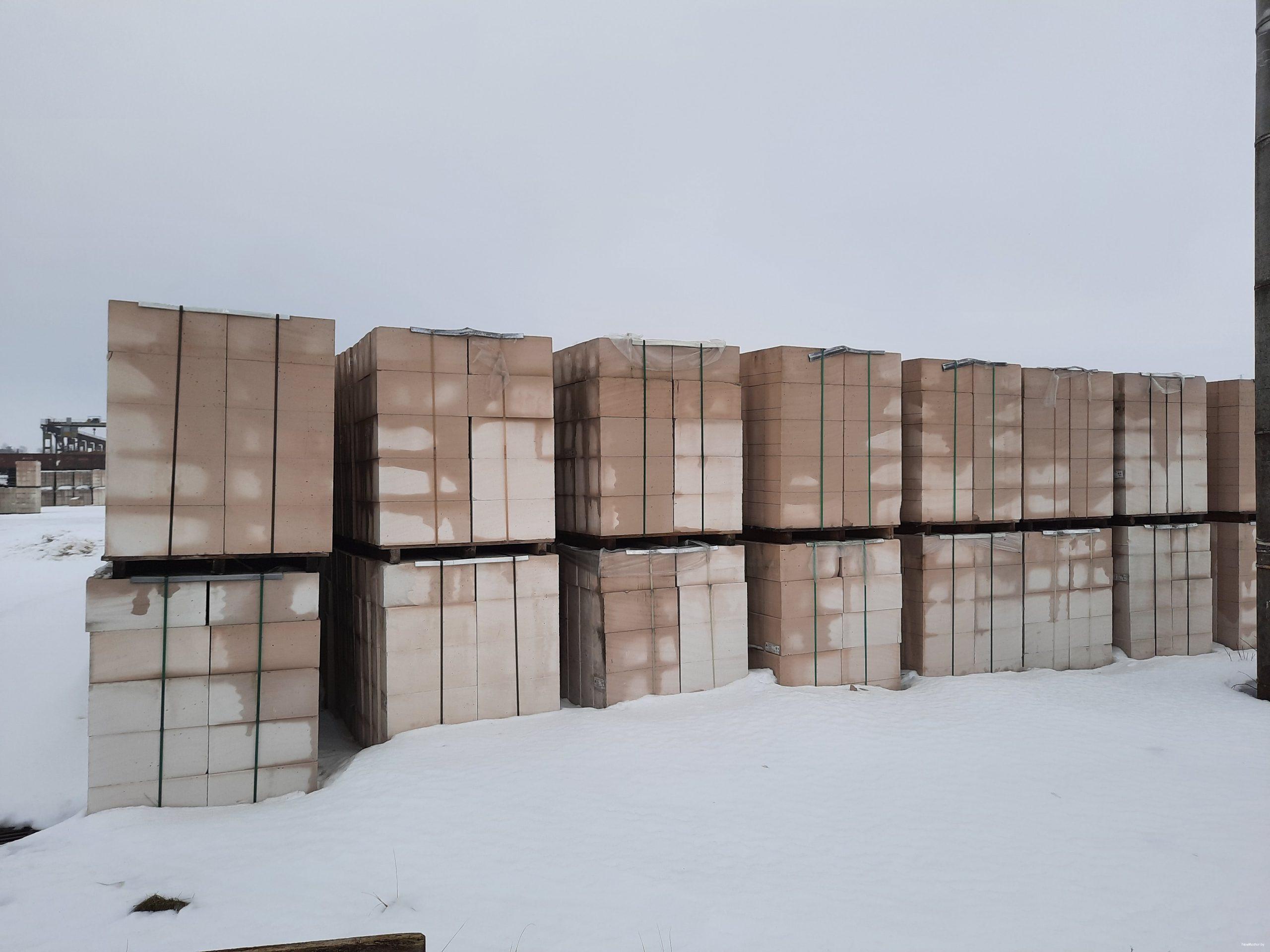 блоки 2018гг уценка 300 мм толщина